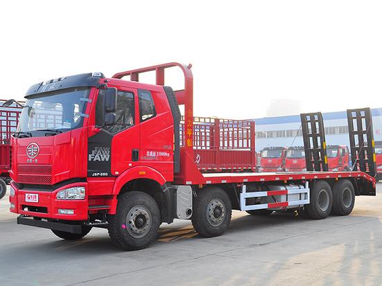 挖机平板运输车养车保养攻略