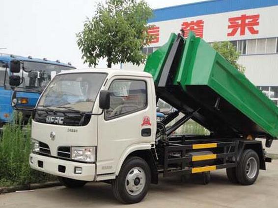 钩臂式垃圾车液压方向机构保养及减少积碳方法