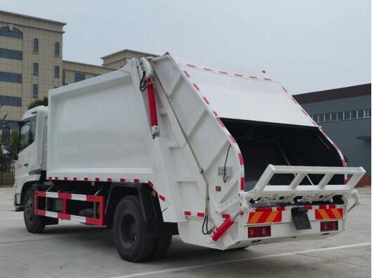 厂家讲解:压缩式垃圾车焊接工艺要求