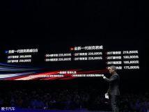 别克新一代君威/君威GS上市17.58万起
