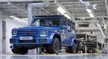 新纪录诞生!第30万辆奔驰G级在奥地利的麦格纳斯太尔工厂正式下