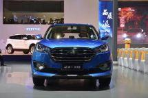 众泰全新紧凑型SUV众泰T300将于8月正式上市预售价6-10万