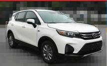 广汽传祺全新小型SUV传祺GS3将于8月上市预计售价8万起步