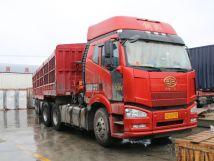 武新光:解放J6助车队年收益达上千万