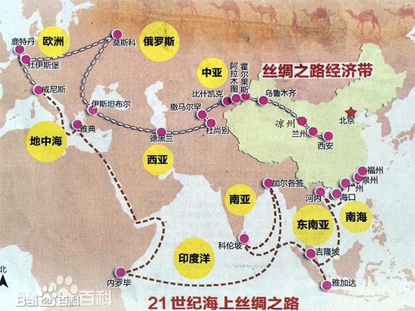 """在""""一带一路""""政策的号召下,中国的汽车行业迎来了哪些发展的新契机?"""
