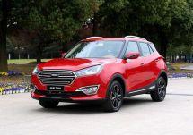 众泰小型SUV车型众泰T300将于8月22日上市预售价格6-10万元