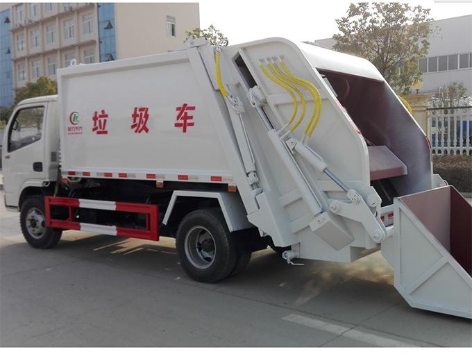 压缩式垃圾车该如何保养,小编来帮你支招