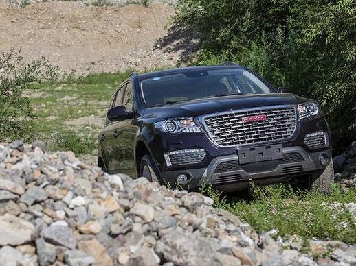 国产大块头SUV越野能力对比