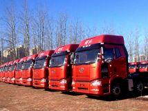 解放J6L质惠版载货车畅销安徽