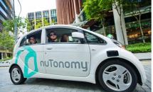 NuTonomy拟在新加坡推自动驾驶叫车服务
