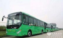 中通56台纯电动客车首入北京公交市场