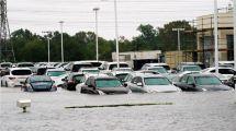 飓风哈维使50万辆汽车泡水经销商头痛欲绝