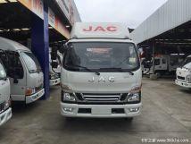 直降0.4万元贵阳骏铃V6载货车促销中