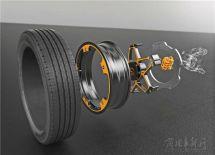 大陆在电动车领域引入创新车轮和刹车概念