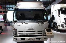 仅售12.98万西安五十铃KV600载货车促销