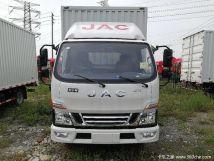 国庆优惠南京骏铃V5载货车仅售9.7万元