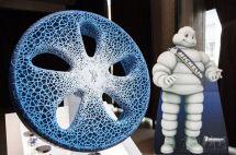 米其林为无人驾驶时代重新发明汽车轮胎
