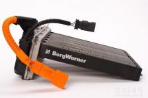 博格华纳推出PTC座舱加温器