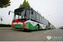 河北:邯郸200部新能源公交车盛装亮相