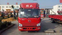 直降0.5万元安阳J6F载货车优惠促销中