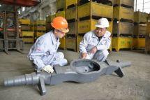 轻量化铸件为东风天龙瘦身100公斤