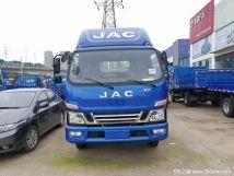 直降0.3万元长沙骏铃V6载货车底盘促销