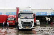 高出勤率低油耗物流公司甩挂选乘龙H7