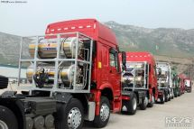 LNG卡车冬季保养计!牢记常识轻松过冬