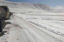 冬季来临卡车司机应该准备哪些东西?