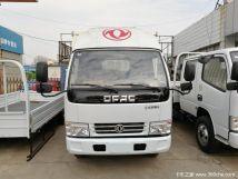 仅售6.8万漯河多利卡D5厢式载货车促销