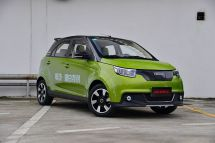 首试张海亮的第一款车:电咖EV10不拼产品,拼营销?
