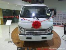 冲刺销量杭州康铃K载货车仅售8.38万元