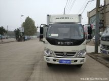 仅售9.65万商丘福田时代M3载货车促销