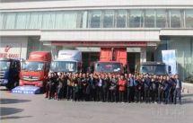 福田瑞沃ES系列卡车开启城际中高端物流与城市工程物流新时代