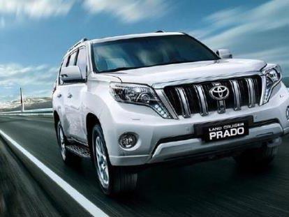 普拉多2700退市 福特撼路者主导25-40万级别硬派SUV市场势在必得