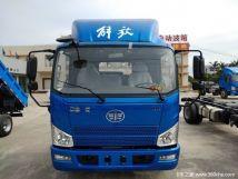 仅售12万元茂名解放J6F载货车促销中