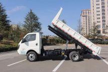 """""""一键""""轻松卸货运输型自卸车来袭"""
