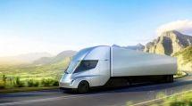 百事可乐订购100辆特斯拉Semi电动卡车