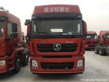 新车到店连云港德龙X3000载货车31.8万