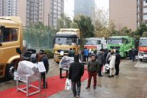 一路相伴汉马H7新产品巡展走进新沂