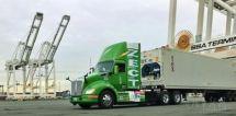 肯沃斯携T680零排放牵引货车亮相CES