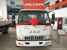 新车优惠沧州骏铃E3载货车仅售8.8万元