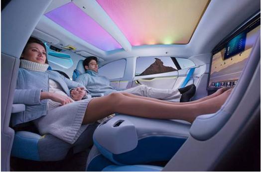 自动驾驶新规出台 未来已经到来?
