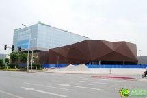 邯郸客运中心站16日正式启用