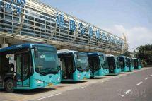 人大代表呼吁广州推广巴士电动化