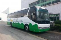 深圳五洲龙纯电动旅游巴士批量交付