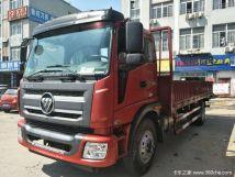 冲刺销量上海瑞沃中卡载货车仅13.4万