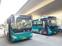 济南公交通勤快速巴士T7路开通
