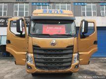 新车到店重庆乘龙H7牵引车仅售34.3万
