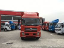 冲刺销量广州东风天锦载货车仅12.8万